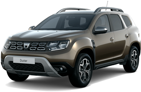 Dacia duster color: mink brown