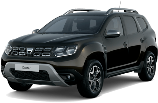 Dacia duster color: pearl black
