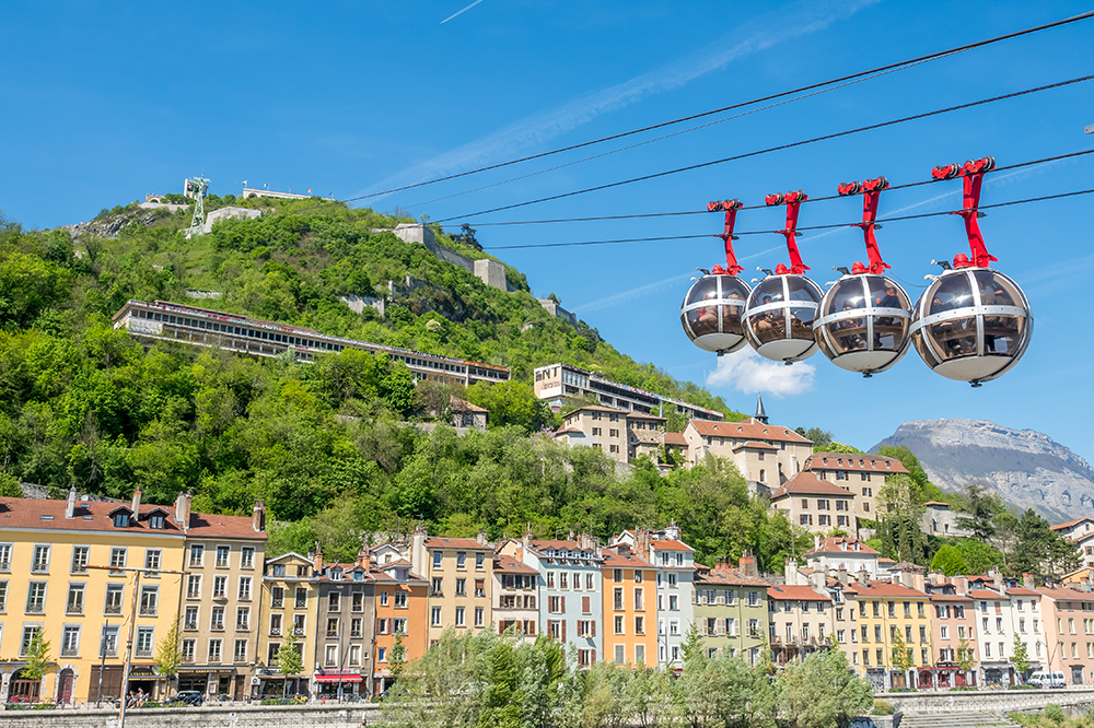 Open Days at Grenoble