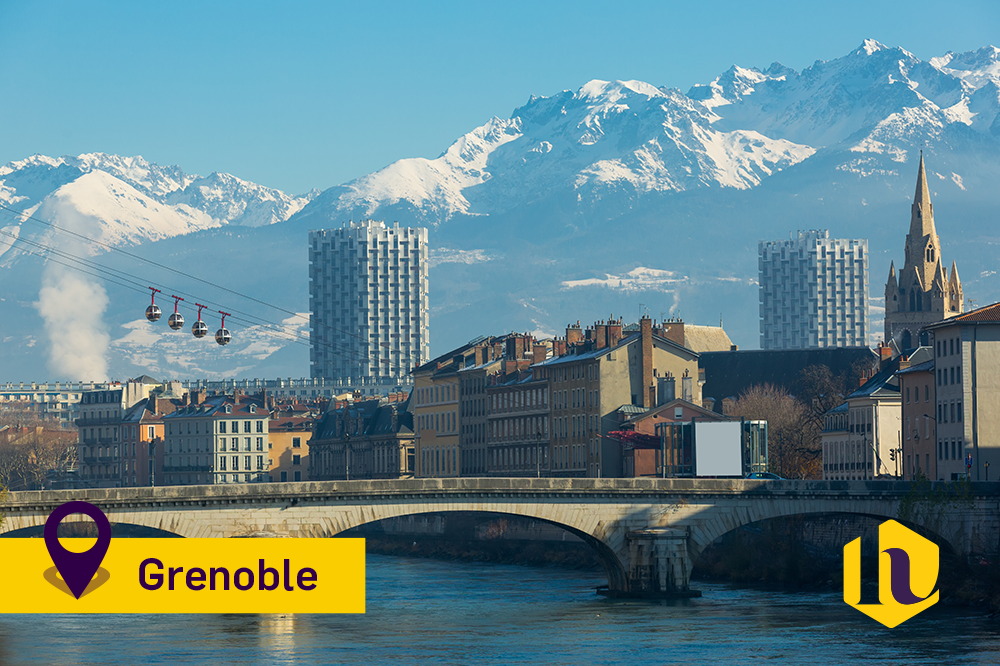 L'École Hexagone will open in Grenoble!
