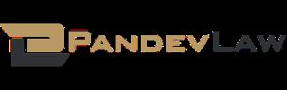 Logo of Pandev Law