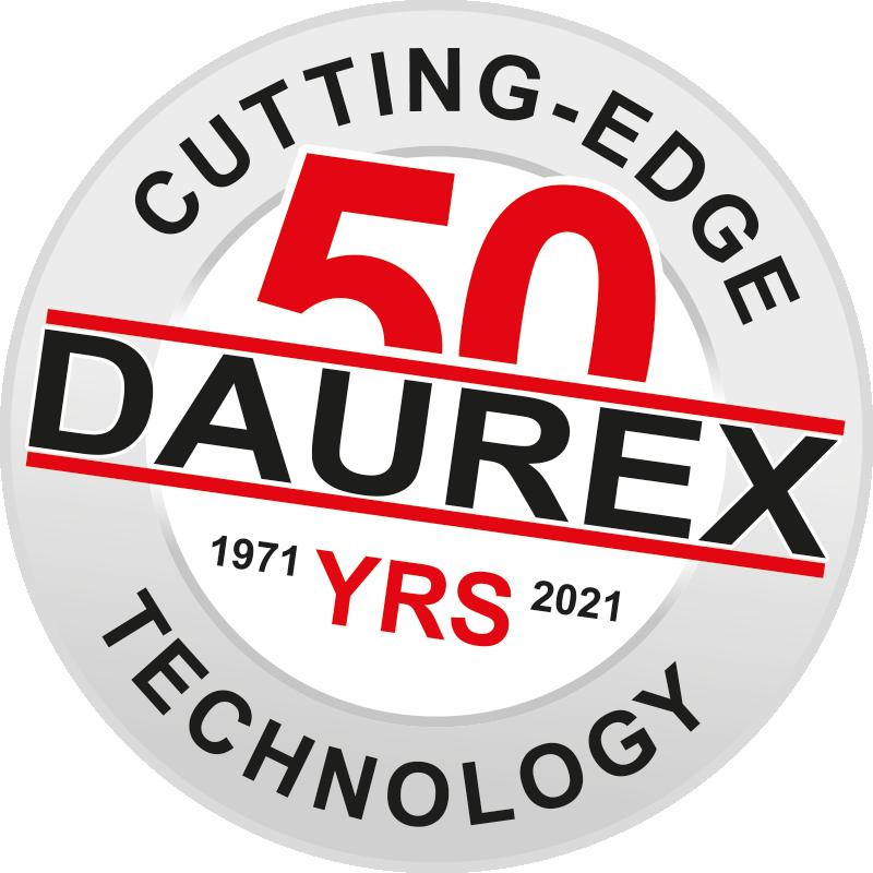 Daurex 50 Years Cutting-Edge Technology