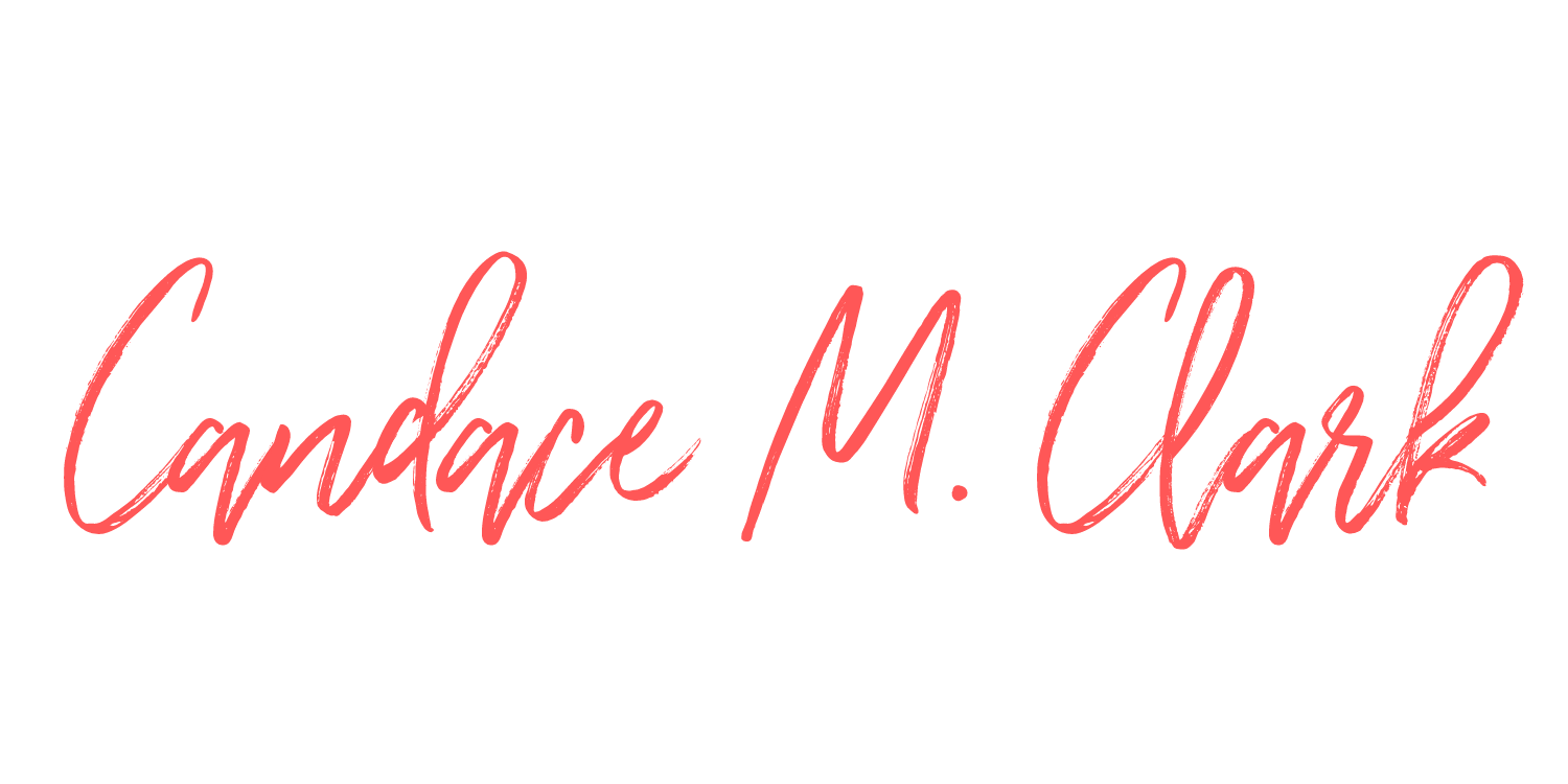 The Logo signature of Candace M. Clark, Co-Founder of Hi Tech Consulting