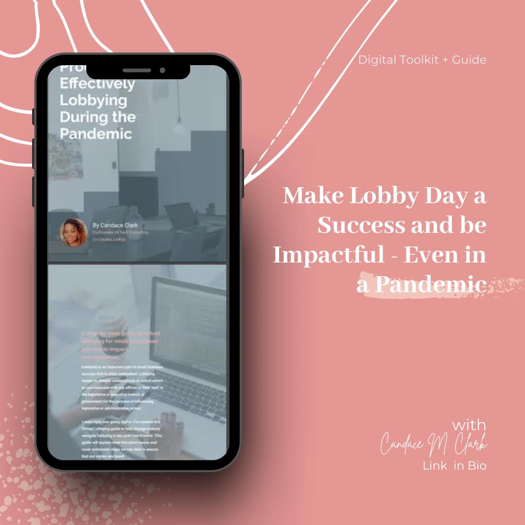 Virtual Lobby Day Toolkit