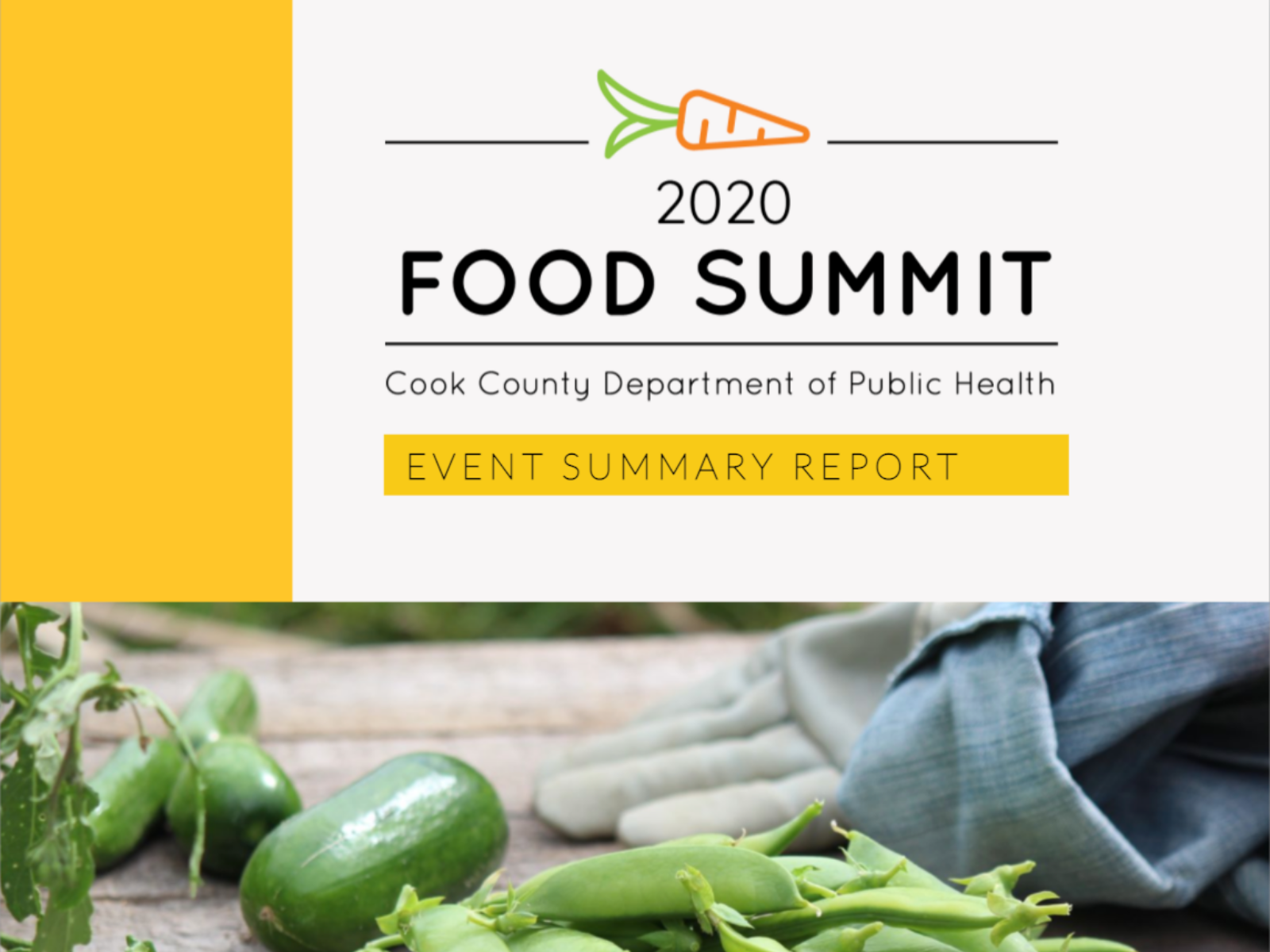Cook County Food Summit