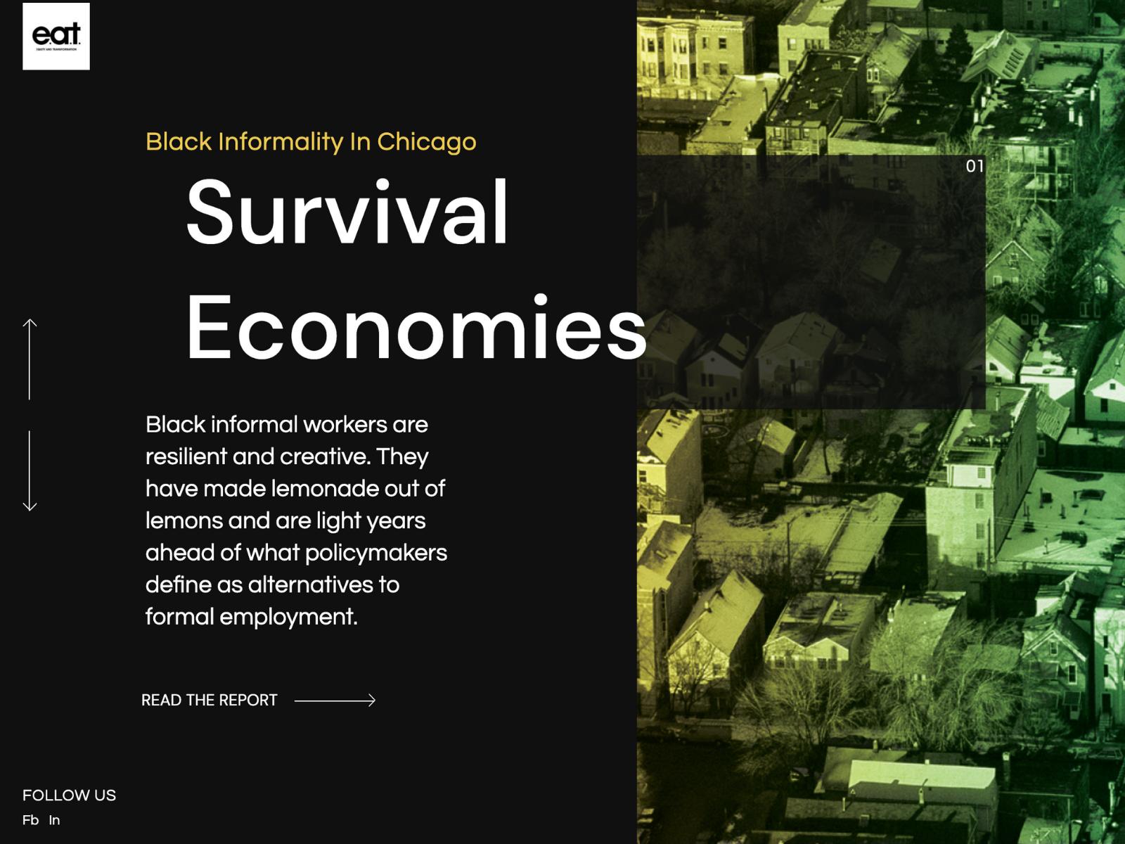 EAT Survival Economies Report