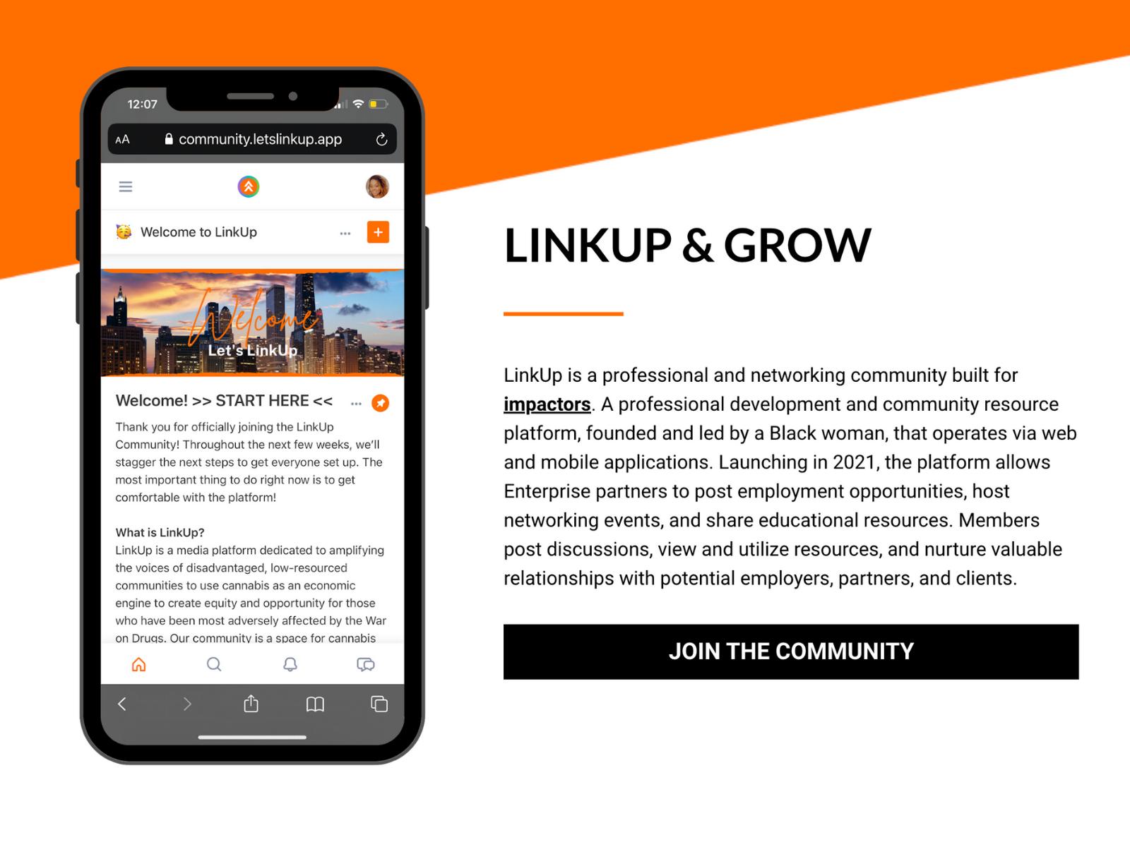 Linkup Social Network