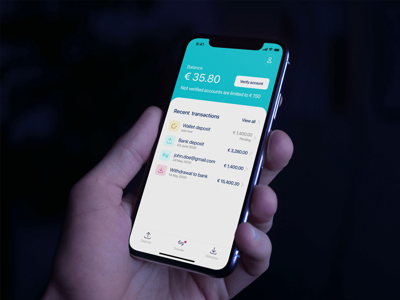 eZeeWallet: A UX Upgrade to Simplify Payments