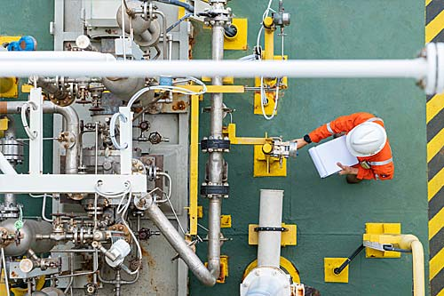 Öl, Gas & Petrochemie
