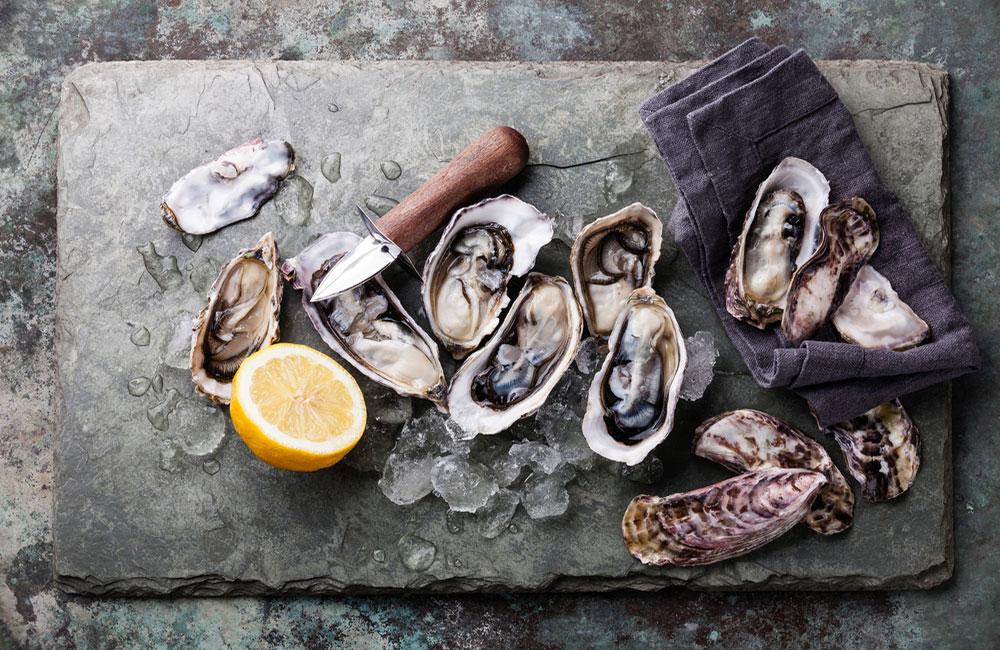 Sankey's BBQ Tabasco Oysters