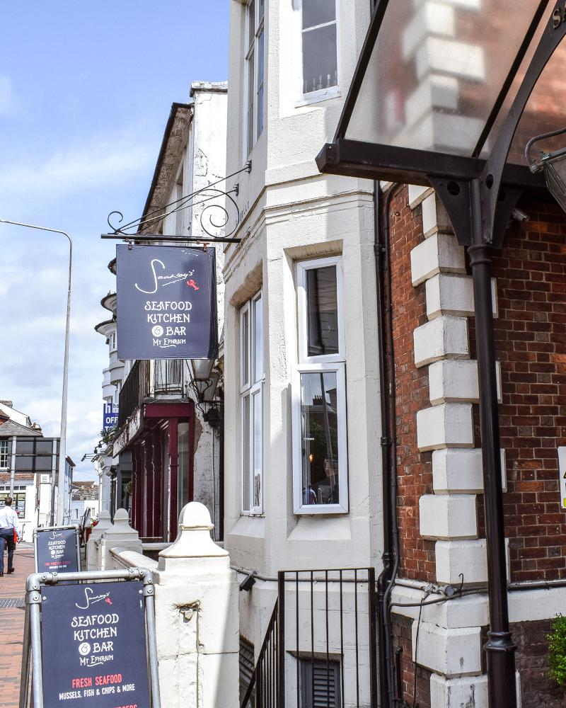 Opening Hours of Sankey's Seafood Kitchen and Bar