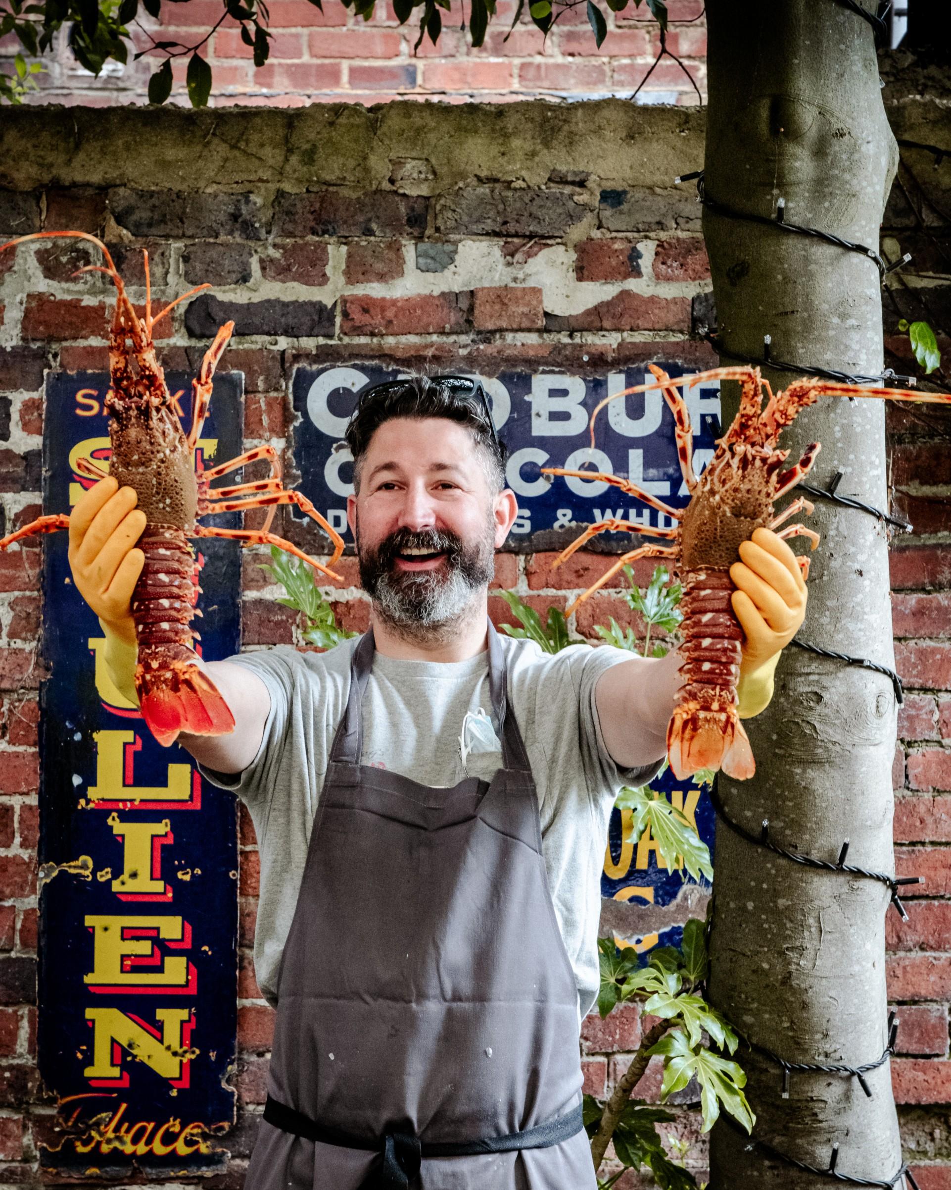 Crawfish is on the menu at Sankey's