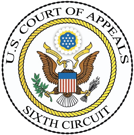 US court of appeals sixth circuit logo
