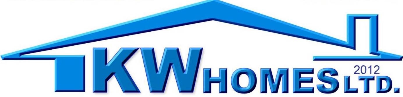 KW Homes logo - Custom Home Builder in Saskatoon