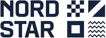 Logo bateaux à moteur NORD STAR