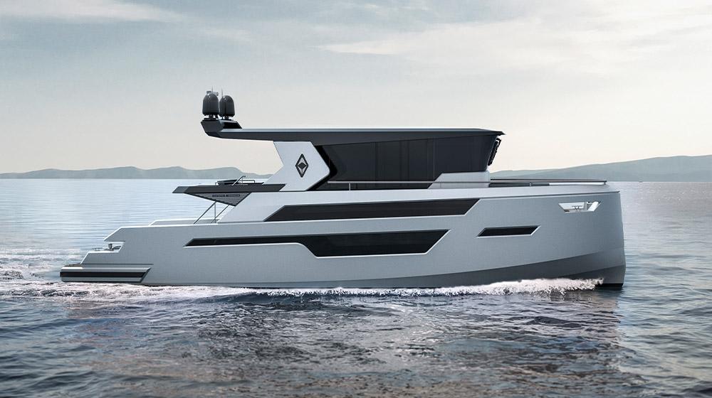 YACHT ALVA Eco Cruise 50