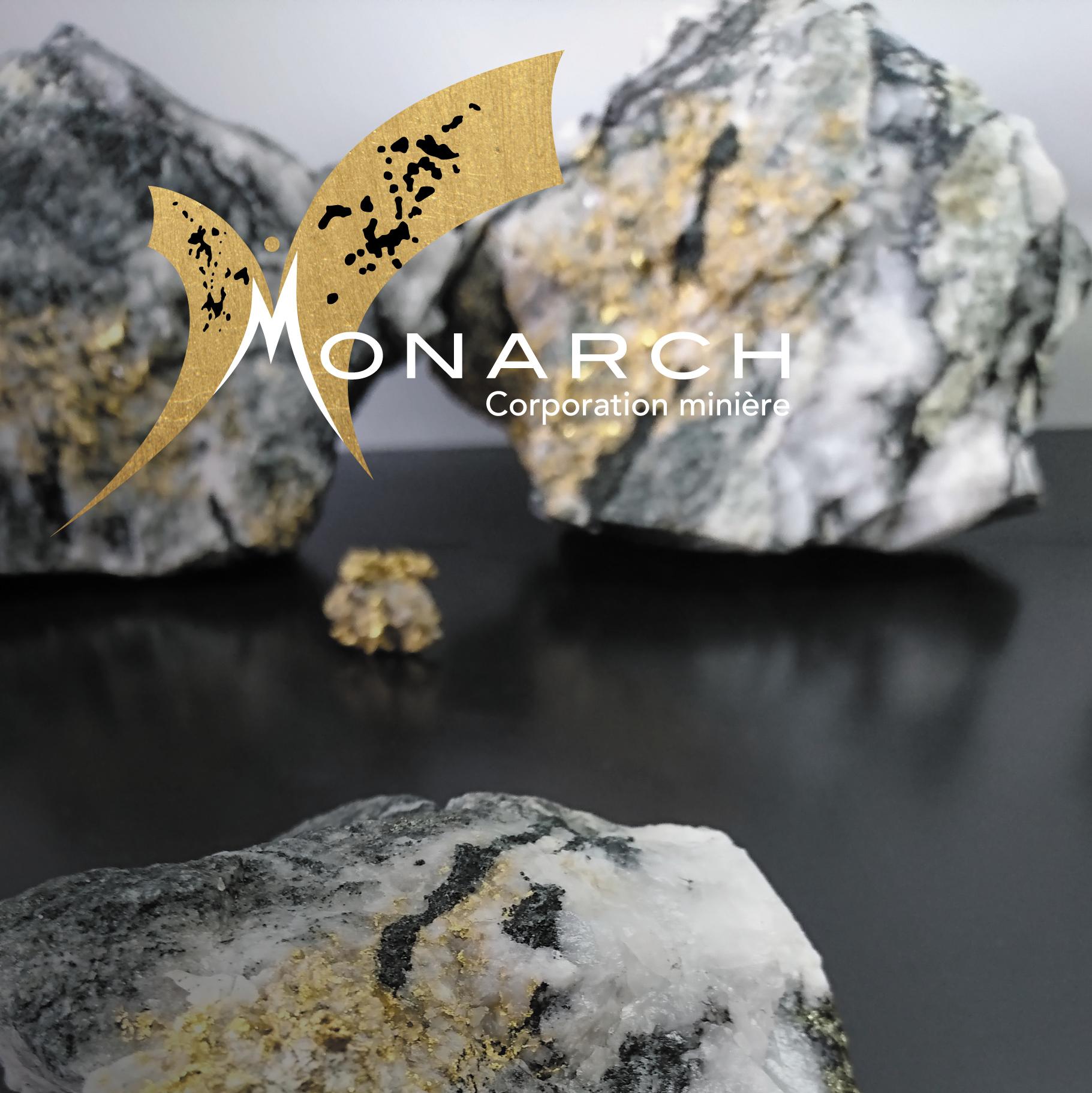 Minière Monarch annonce la conclusion de l'arrangement avec Yamana Gold