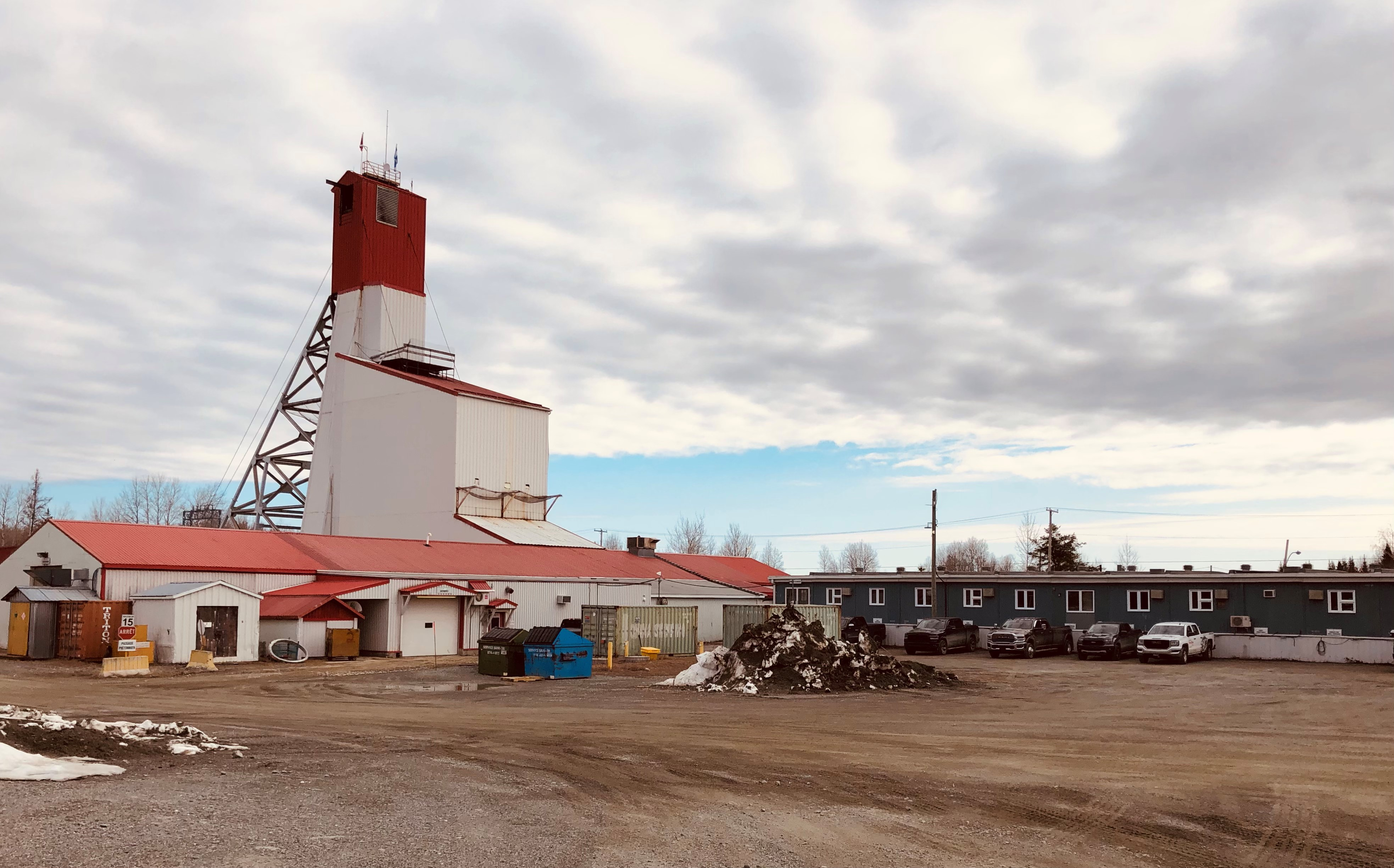 Monarch Plans To Restart The Beaufor Mine  And The Beacon Mill By June 2022