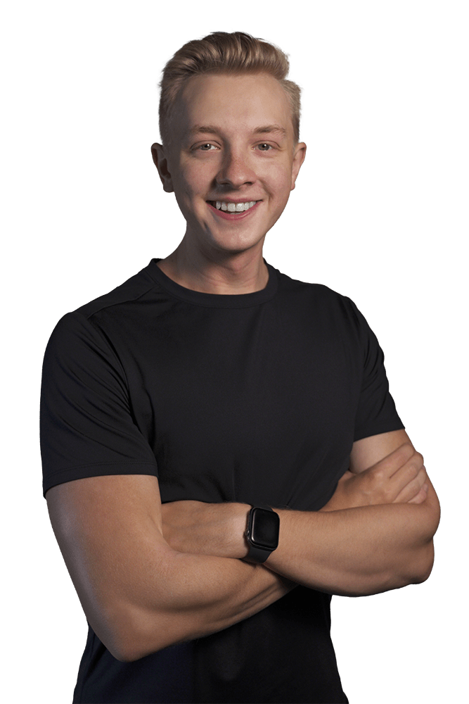 An image of Jake Steelman, founder of the Oklahoma City web design agency Carbon Creative
