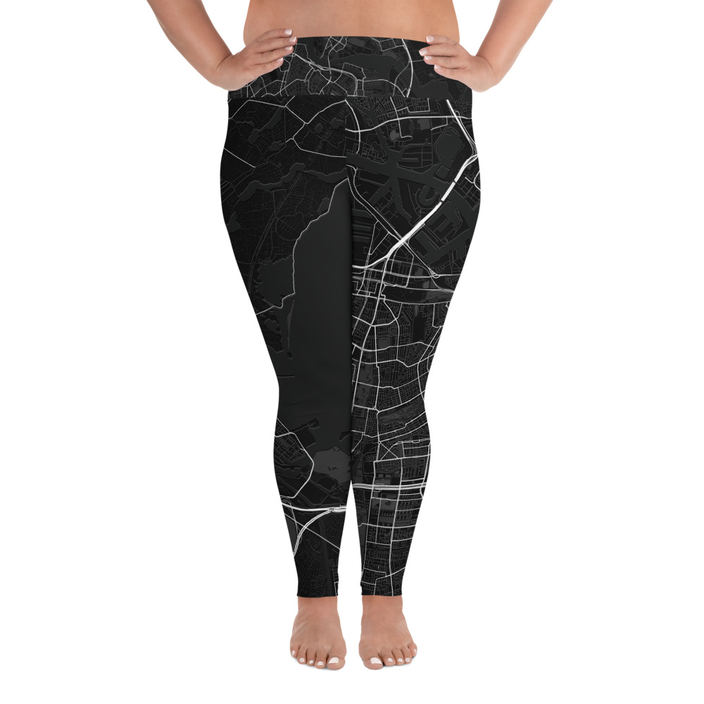 Plus Size Yoga Leggings