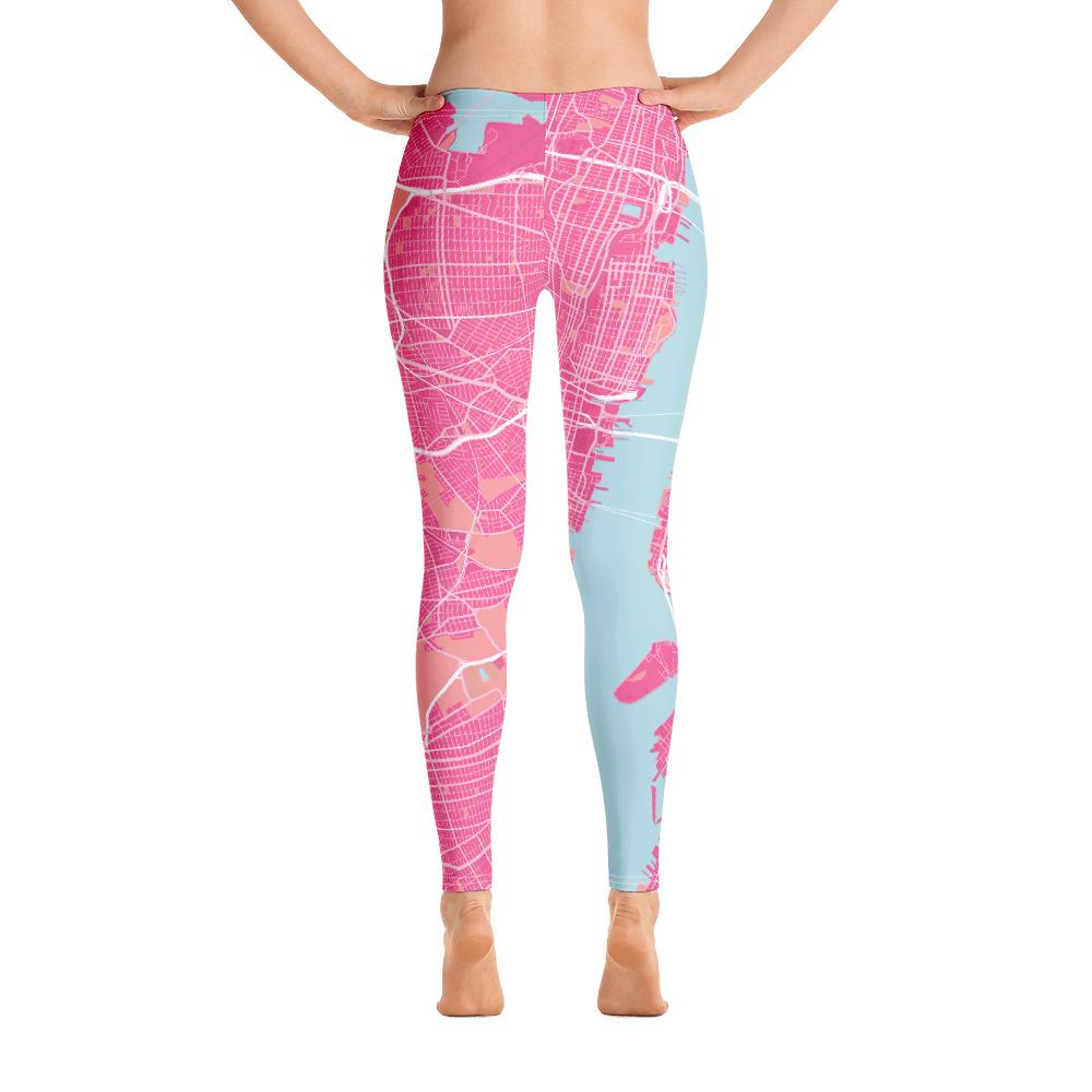 New York Pink Leggings