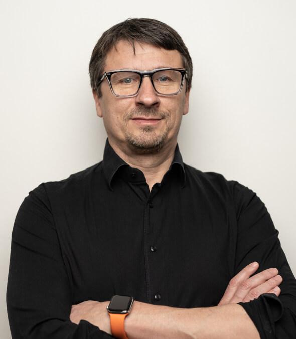 Portrét Richard Procházka - Partner fondu.
