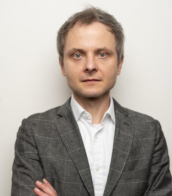 Jan Šovar - advokát ve Finger Partners.