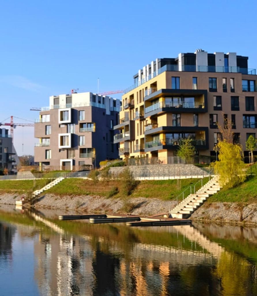 DOCK River Watch II, Praha 8 Libeň