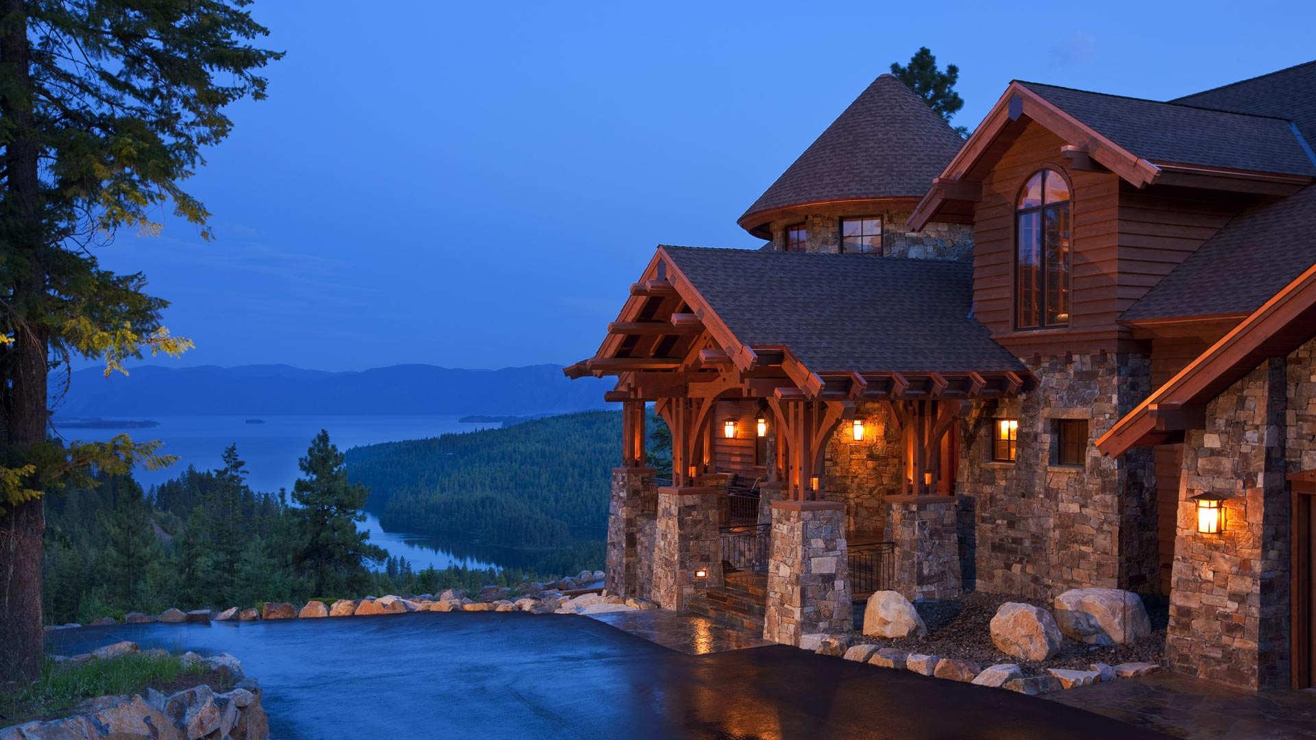 mountain home idaho exterior