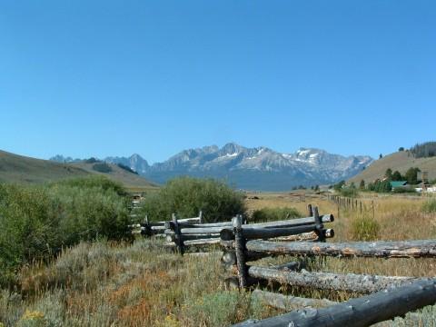 Idaho Mountain Camping Vacation