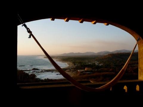 Beach Home on Mexico's Pacific Coast