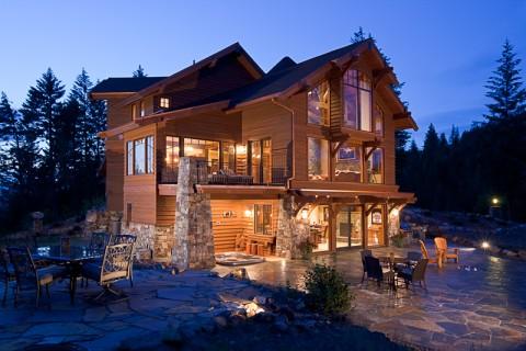 Mountain Home Outdoor Living