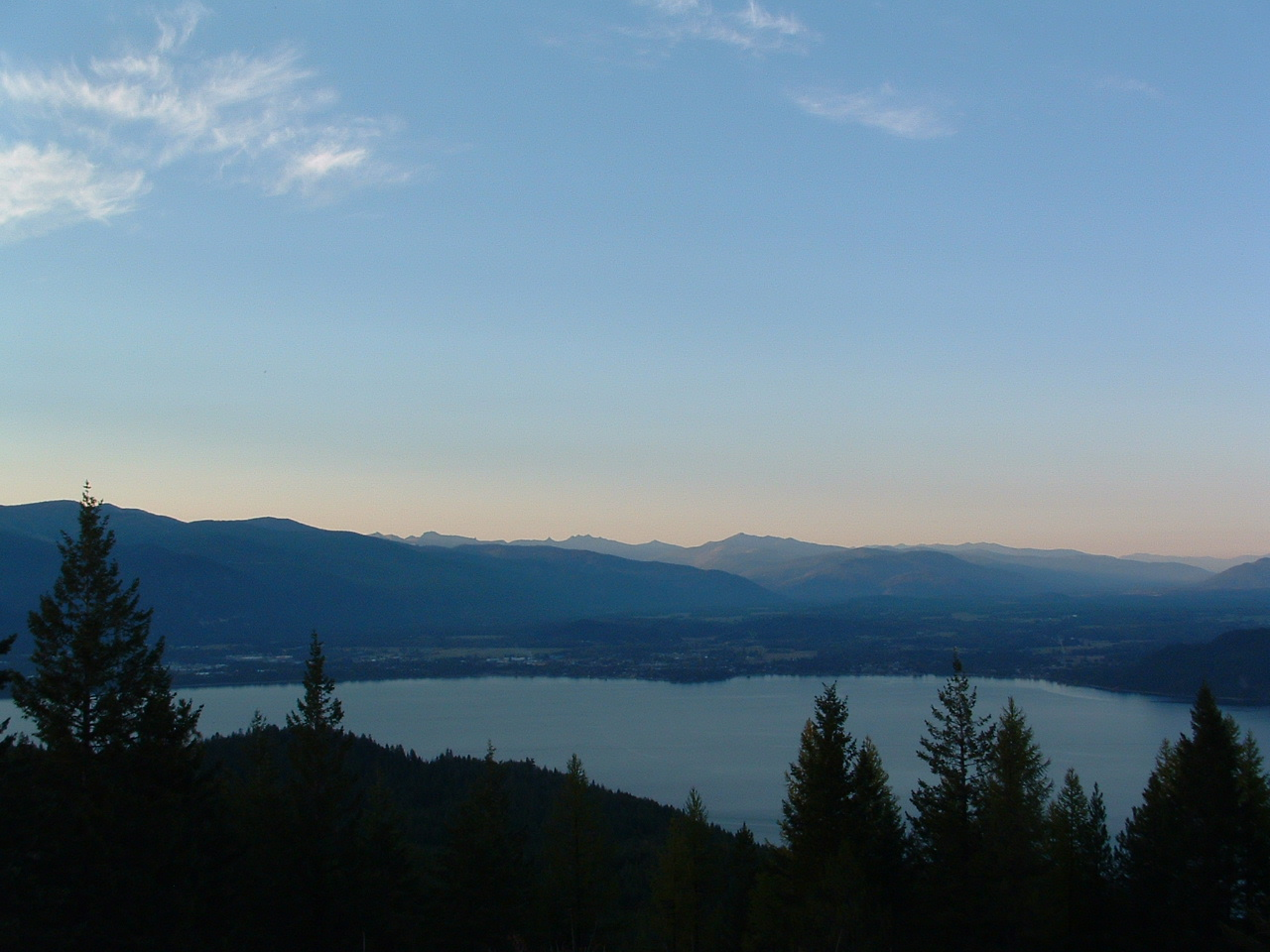 Canadians Discover Sandpoint
