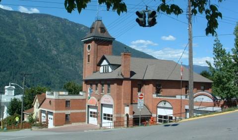 Nelson Fire House