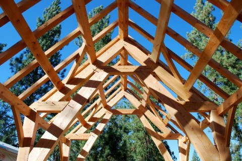 Timber Frames By Collin Beggs