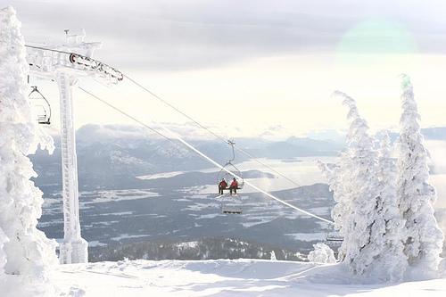 Schweitzer Mountain Ski Resort
