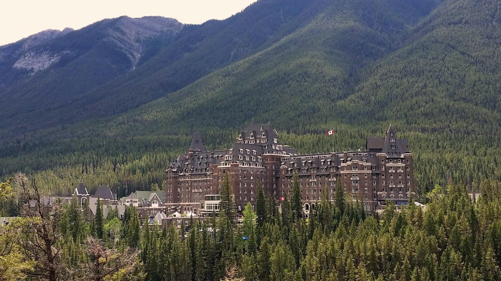 Banff Springs Hotel Architecture