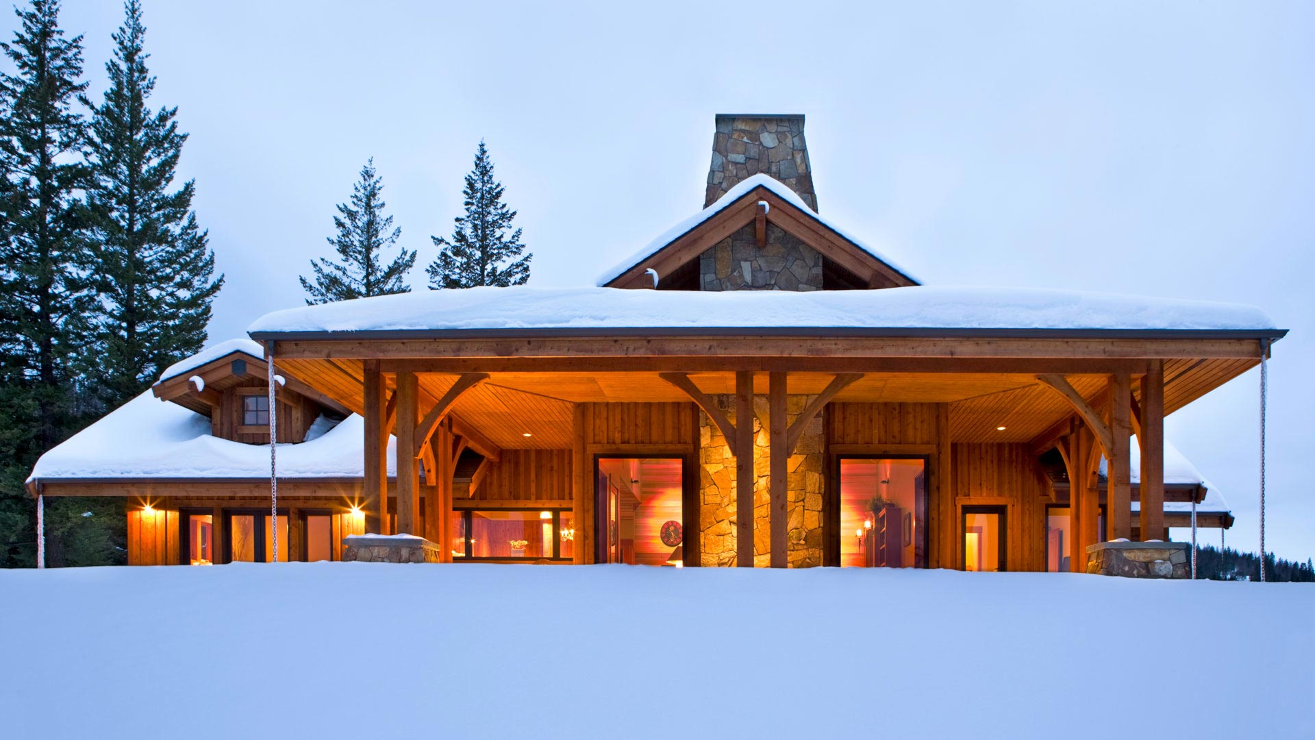 Coeur d'Alene Residence Featured in Cowboys & Indians Magazine