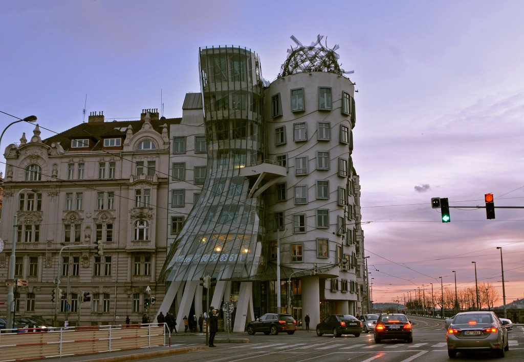 The Creative Architecture of Frank Gehry's Dancing House in Prague