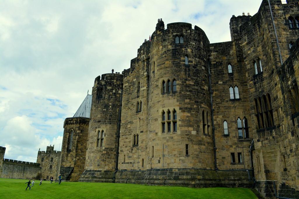 Hogwarts Castle Alnwick