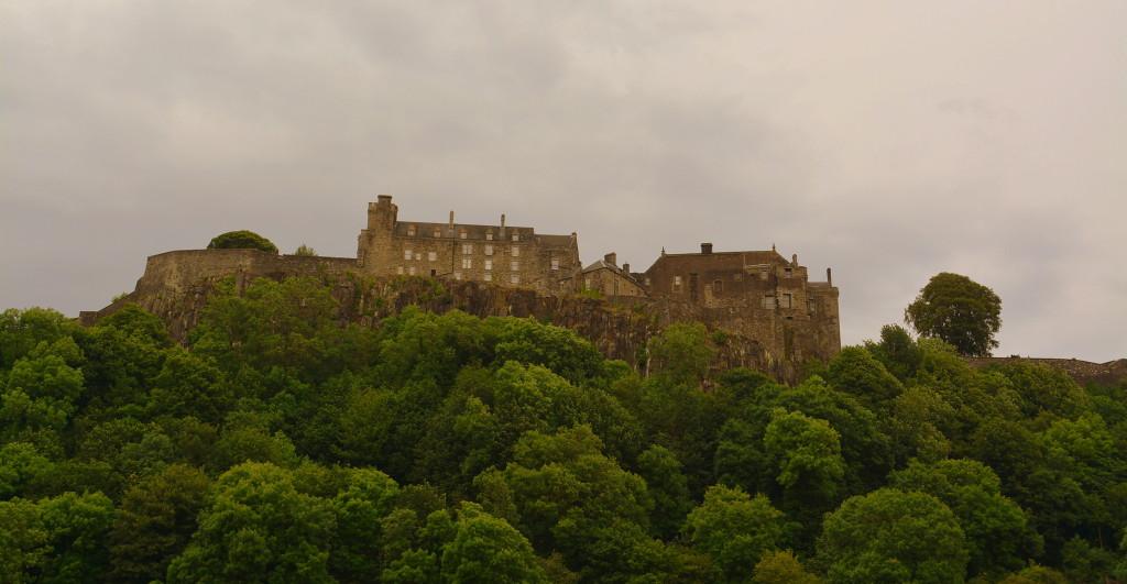 Stirling Castle inspired Hogwarts