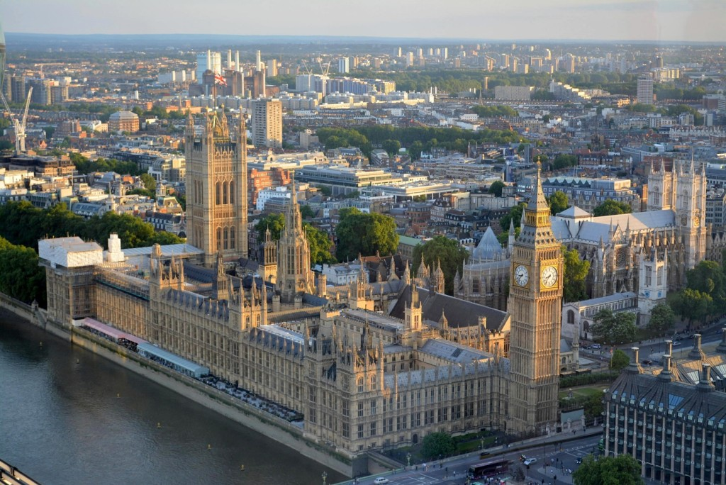 The Architecture of the Palace of Westminster
