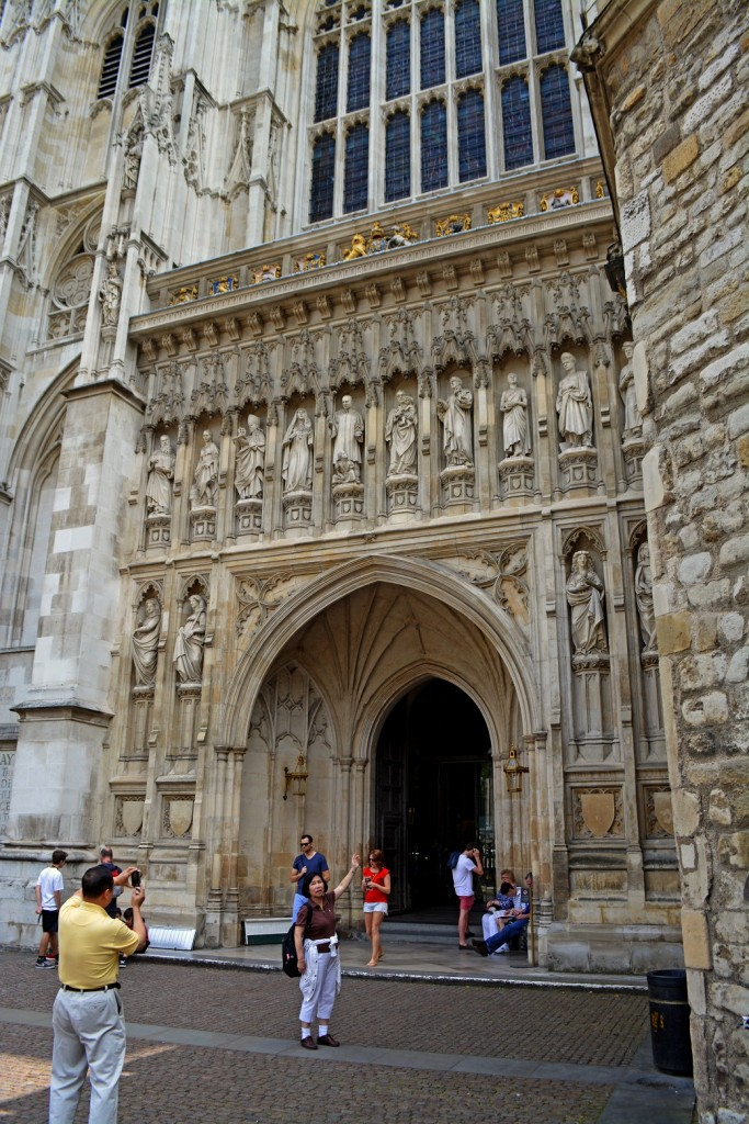 Architecture of Westminster Abbey