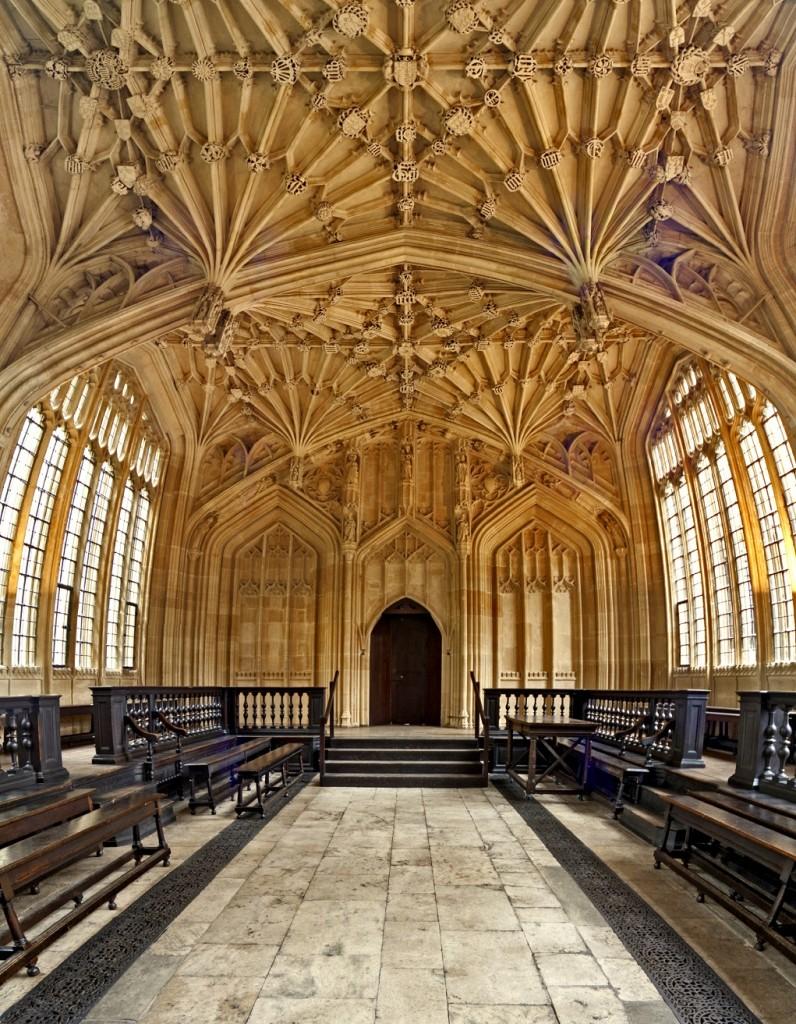 Hogwarts Castle Hospital and Music Room
