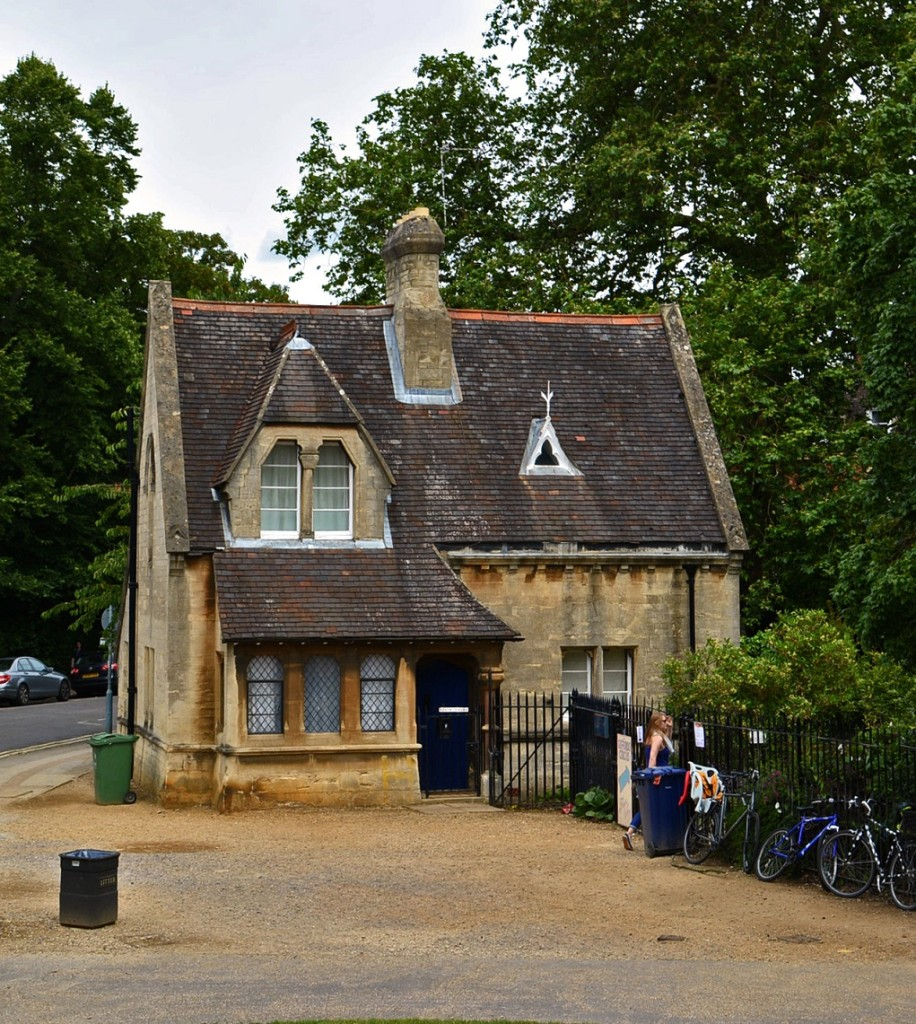 Oxford storybook home