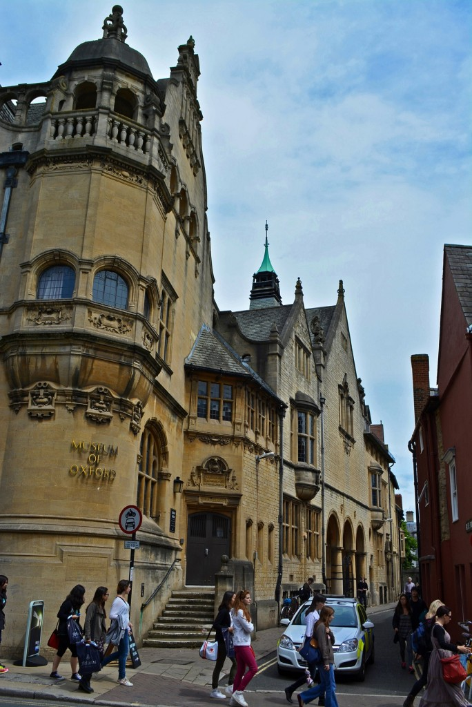 The Museum of Oxford Architecture
