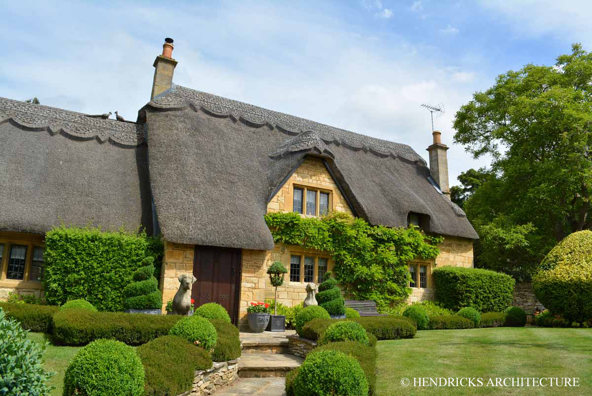Thatched Cottage in Chipping Campden, Cotswolds
