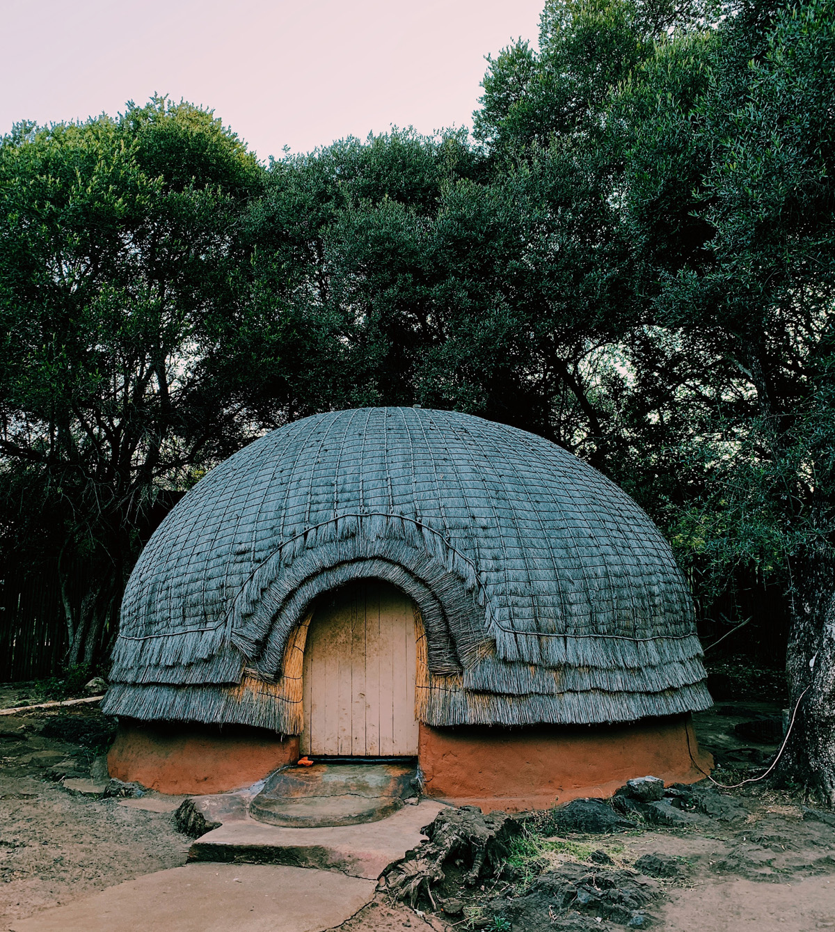 Hut from South Africa Xhosa