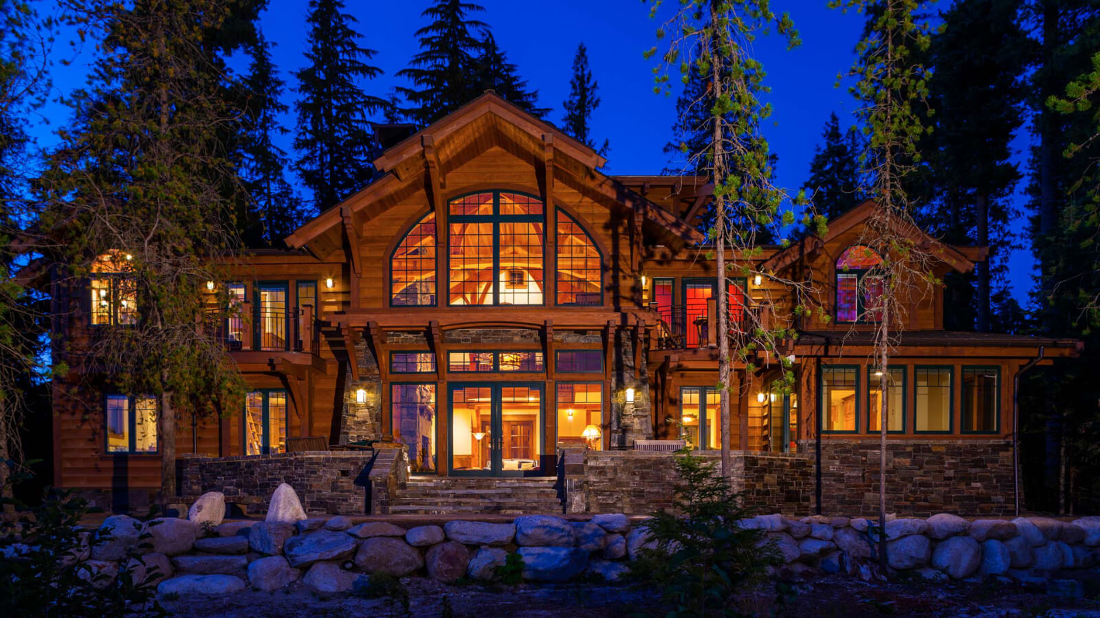 Priest Lake House