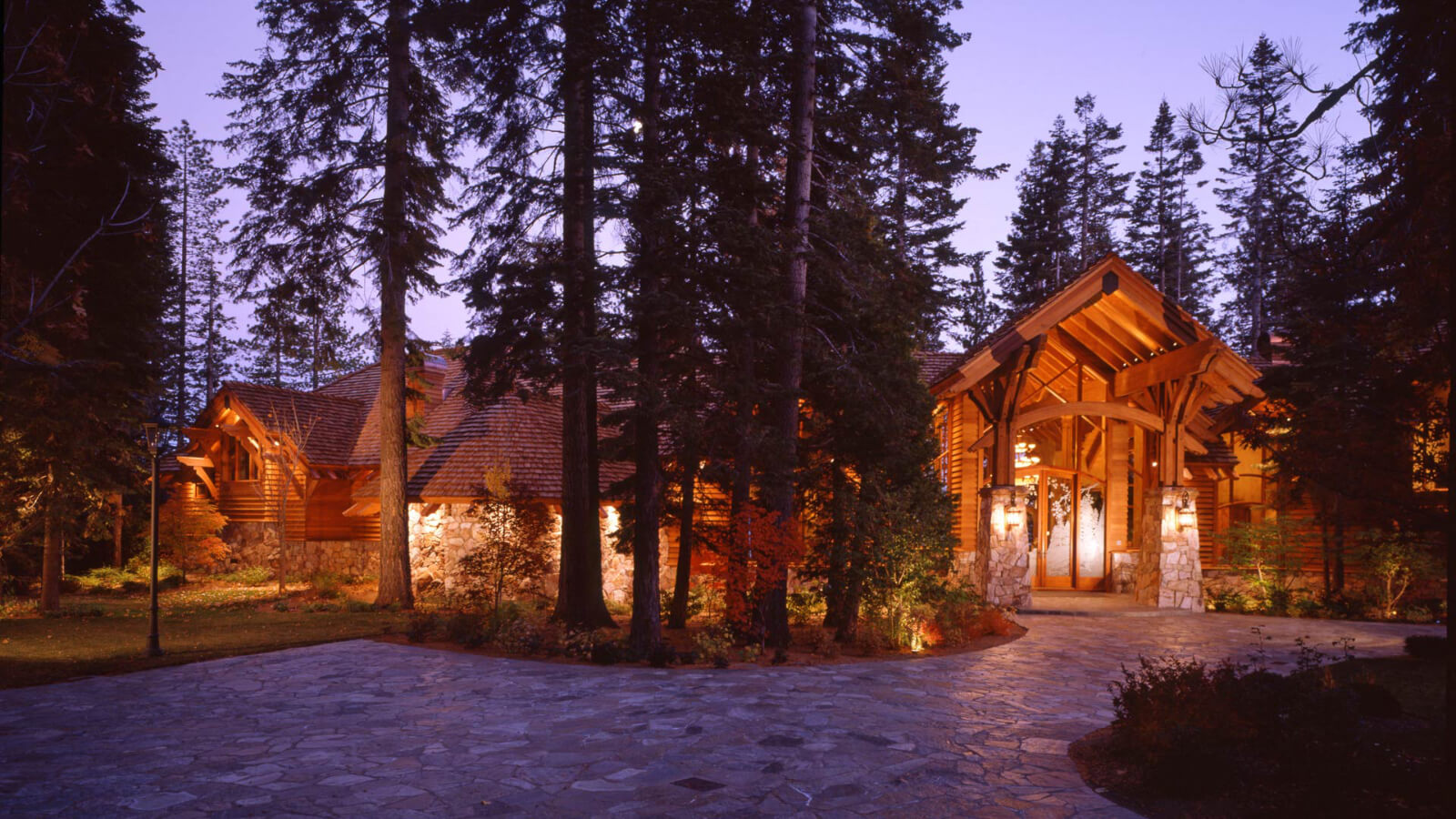 Mountain Style Lodge Estate